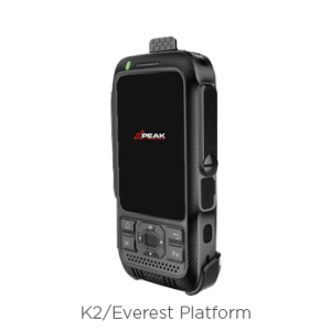 PTT-584G Dedicated Push To Talk Rugged Handset