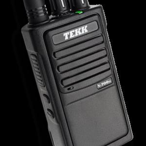 tekk X-700u and X-700v