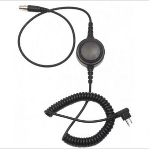 headset coiled cable Win-line PTT-btcc50